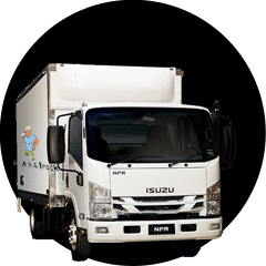 Man with a Truck - Moving a 2 Bedroom House in Melbourne - Choose a Truck