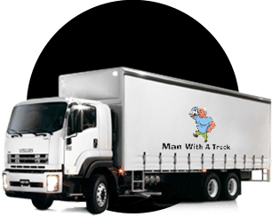 Large Moves - Man with a Truck is Cheaper than a Man with a Van - Choose a Truck